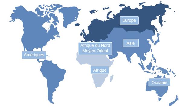 Carte Sécurité Voyageurs