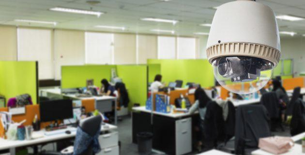 vidéosurveillance au travail : les limites à ne pas depasser