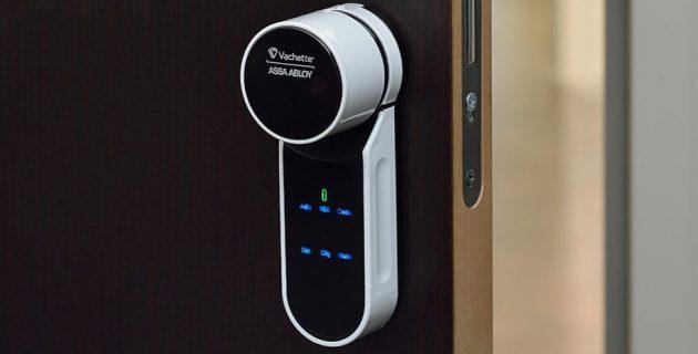 serrure connectee ou electronique pour votre porte