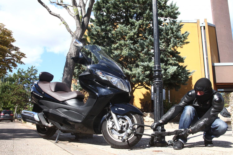Alarme scooter et moto quel syst me choisir - Mettre une alarme ...