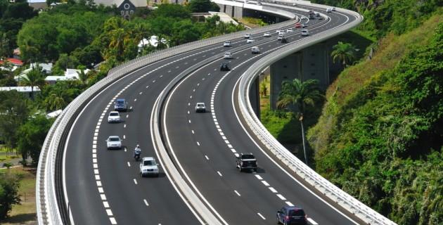 Route des Tamarins, La Réunion.
