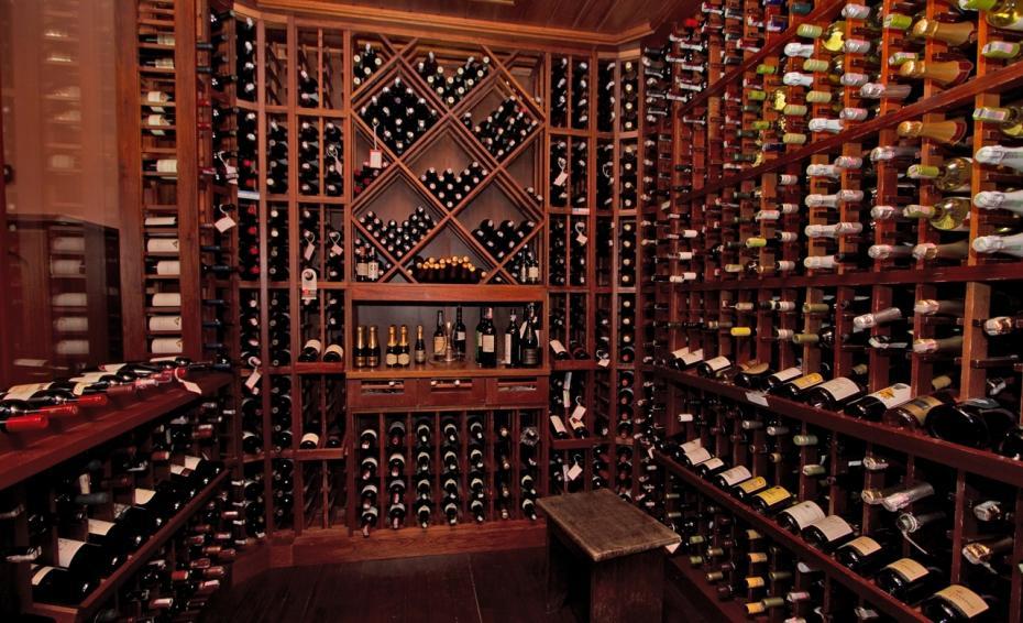 S curiser votre cave vin nos solutions for Photo cave a vin