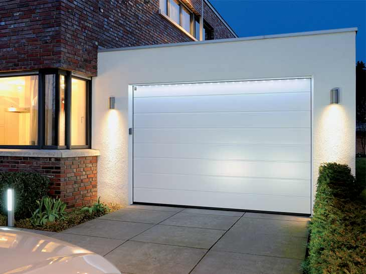 Porte du garage votre point faible for Systeme de fermeture de porte de garage