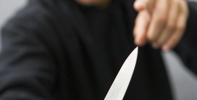 Teenage Boy Branding Knife