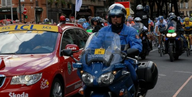 police-tour-de-france
