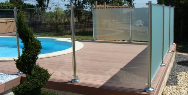 sécurité des fabricants de piscine