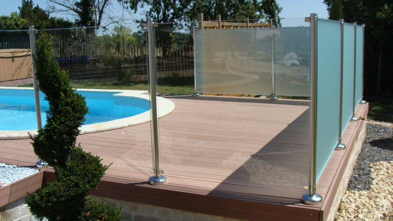 S curit piscine les solutions des fabricants for Barriere amovible pour piscine