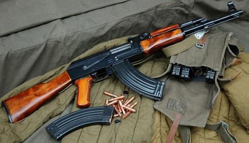 armes a feu