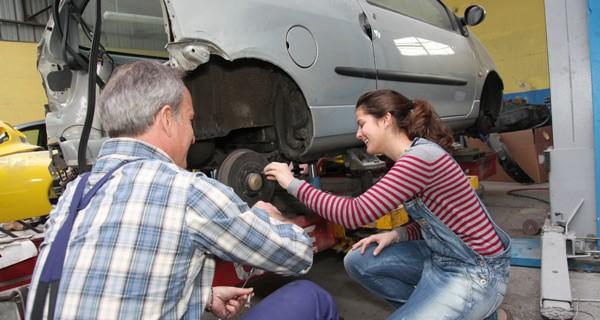 R vision de la voiture ce que l on peut faire soi m me for Garage auto reparation soi meme