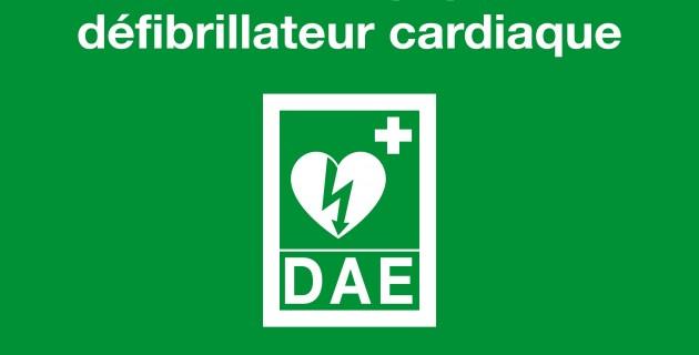 picto-defibrillateur
