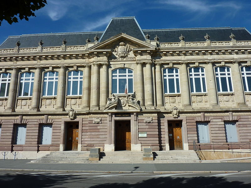 photos de tribunal de grande instance 224 mont de marsan 40000