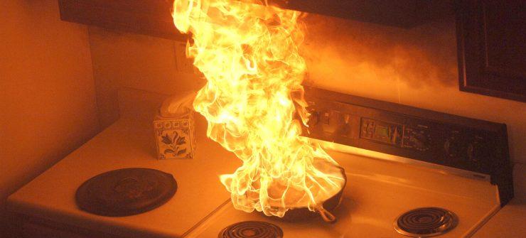 que faire en cas de détection d'un incendie ?