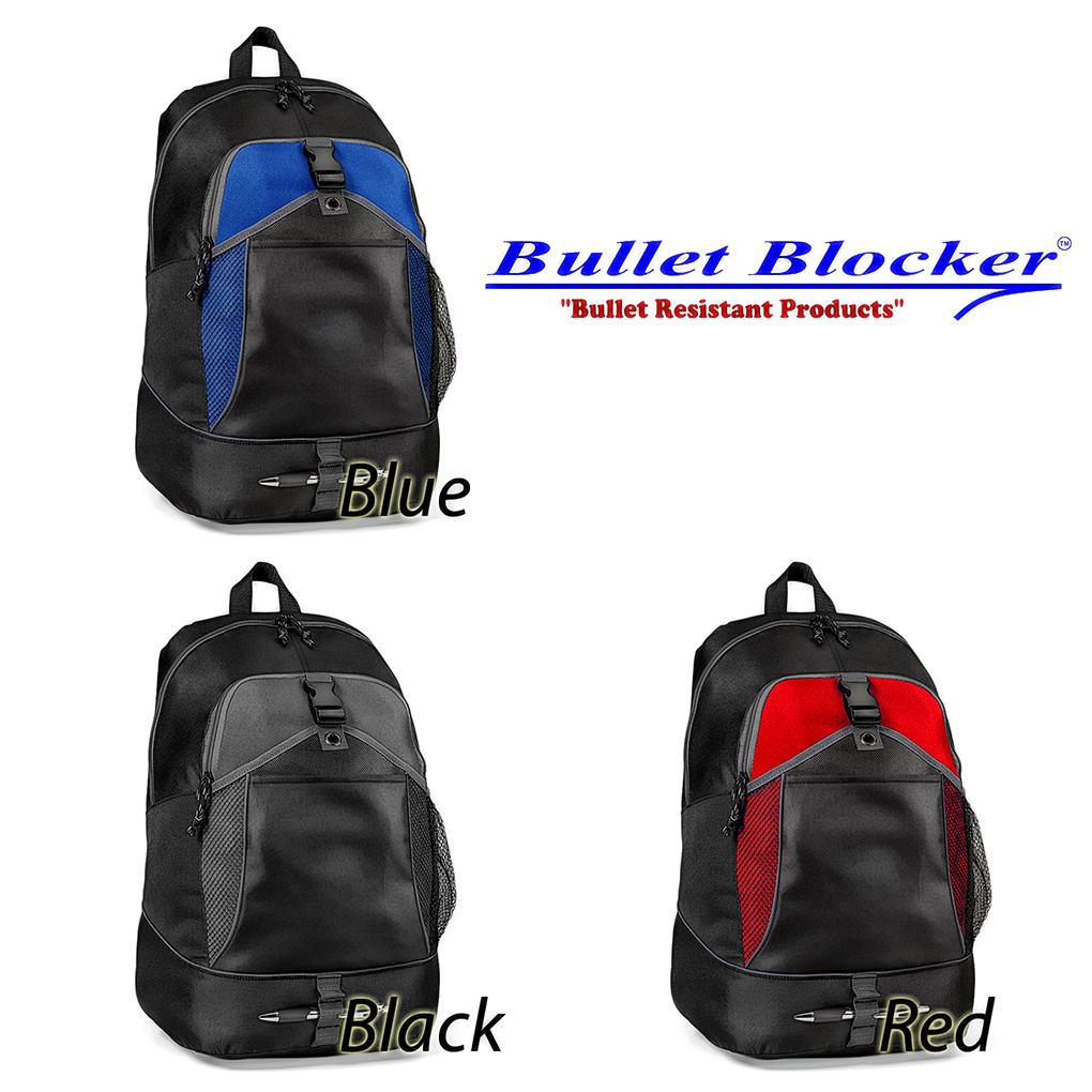 bullet resistant backpack