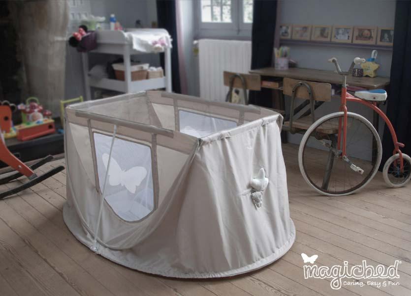 magic bed r volution s curit dans les lits parapluie. Black Bedroom Furniture Sets. Home Design Ideas