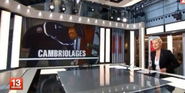 cambriolage-video