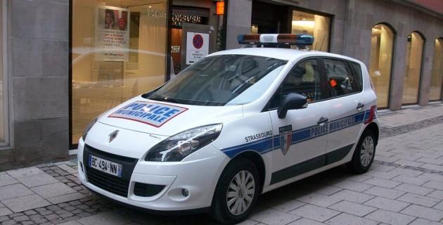 police-municipale-arme
