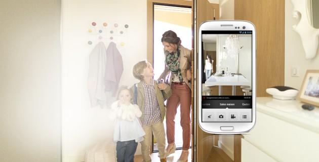 configurez sa freebox pour acc der sa maison sa cam ra surveiller sa maison avec iphone 6. Black Bedroom Furniture Sets. Home Design Ideas