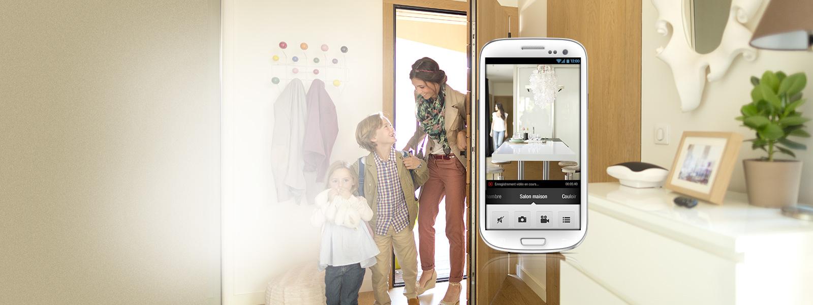 smartphone des applications pour la s curit de toute la famille. Black Bedroom Furniture Sets. Home Design Ideas