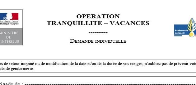 operation-tranquilite-cambriolage-vacances