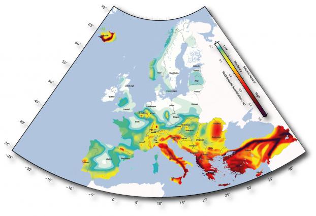 risque-sismique-carte-europe