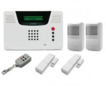 Kit alarme multi-zones sans fil - Avidsen 100753