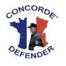 Logo concorde defender