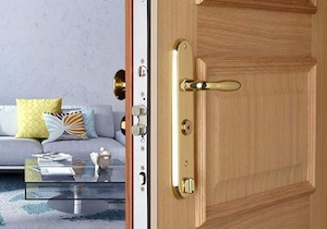 porte blind e d 39 appartement point fort fichet spheris xp. Black Bedroom Furniture Sets. Home Design Ideas