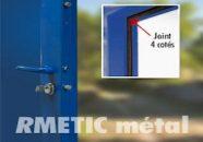 Porte blindée Tordjman Métal - RMETIC Plus