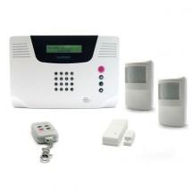 Alarme multi-zones sans fil - Avidsen 100740