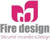 logo fire design