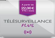 Offre Télésurveillance Plus - Sepsad Protection Vol