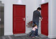 Porte blindée Vachette VALORIS