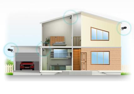 camera de surveillance comment choisir. Black Bedroom Furniture Sets. Home Design Ideas