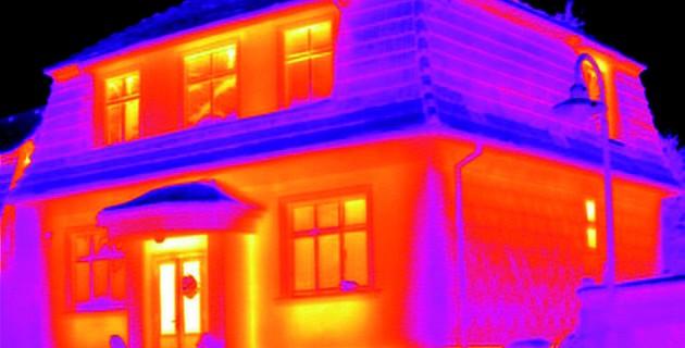 Caméra infrarouge ou la surveillance thermique