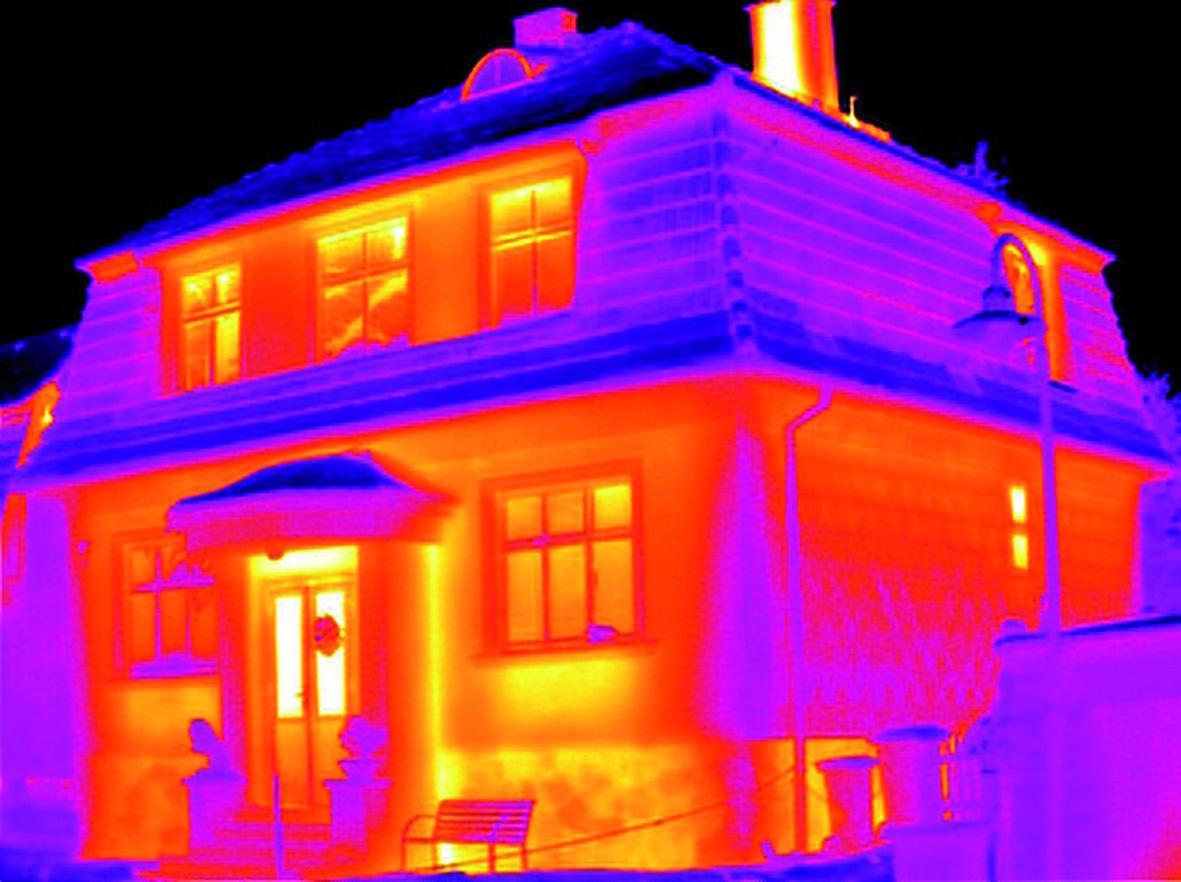 cam ra infrarouge ou la surveillance thermique. Black Bedroom Furniture Sets. Home Design Ideas
