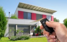 alarme maison et système d'alarme sans fil