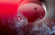 protection incendie et détecteur de fumée