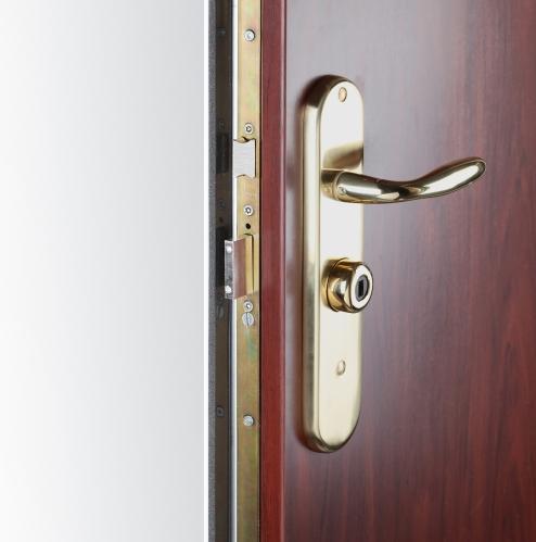 Portes blind es et certifi es serrures et prix des portes - Porte entree blindee prix ...