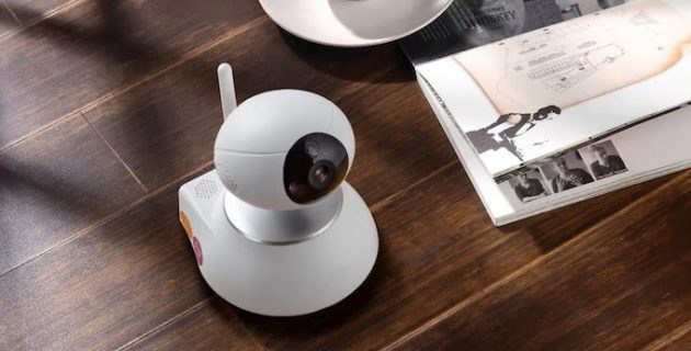 installation d 39 une cam ra ip ou wifi sur le r seau tout savoir. Black Bedroom Furniture Sets. Home Design Ideas