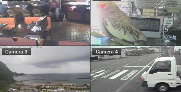 IP Cam Viewer : le logiciel - sécurité pour votre caméra